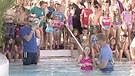 VBS 2015 Baptism Service at Hawaiian Falls